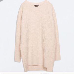 Zara Italian Yarn Sweater